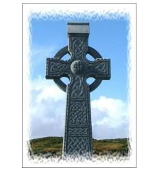 Celtic Cross - blank card