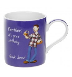 Brother Birthday Mug