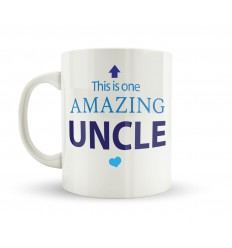 Amazing Uncle Mug