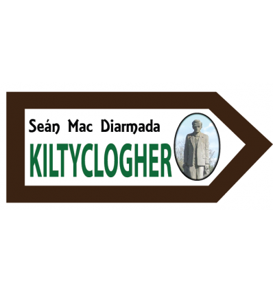 Kiltyclogher Wooden Fridge Magnet