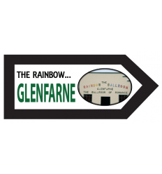 Glenfarne Wooden Fridge Magnet