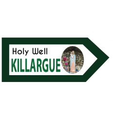Killargue Wooden Fridge Magnet