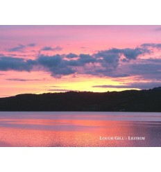 Lough Gill - blank card