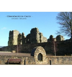 Manorhamilton Castle - blank card