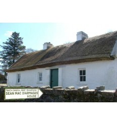 Sean McDermotts House - blank card