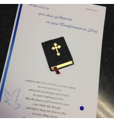 CONFIRMATION Personalised Card6