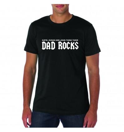 Dad Rocks T-Shirt