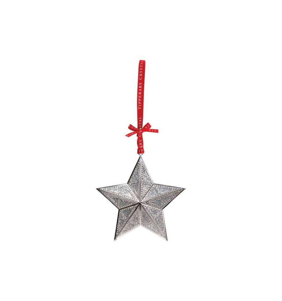 Tipperary Crystal North Star Decoration