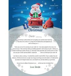 Santa Letter 4