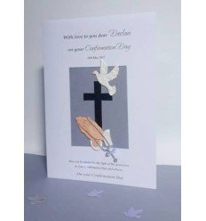 CONFIRMATION Personalised Card 9