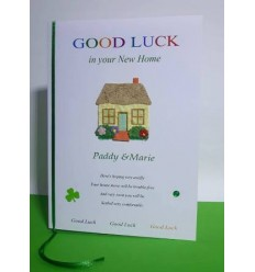 New Home Personalised Card - 1