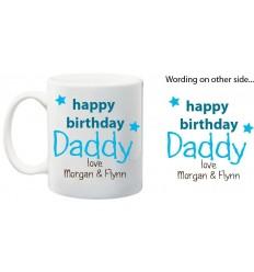 Dad/Daddy/Father Mug