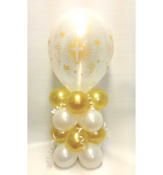 Balloon Column Gold