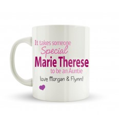 Auntie Mug - Personalised
