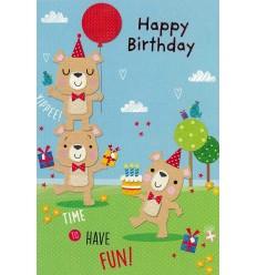 Happy Birthday Bears