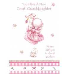 Birth of Great Grand-daughter