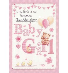 Birth of Granddaughter