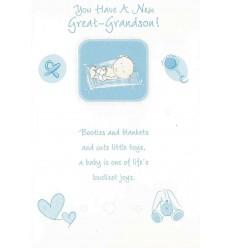 Birth of Great Grandson
