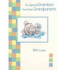 Birth of Grandson