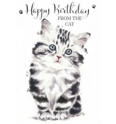 From The CAT birthday card