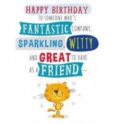 FRIEND Birthday 2