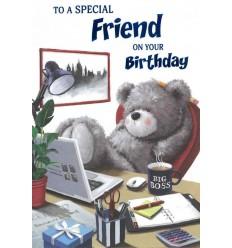 FRIEND Birthday 3