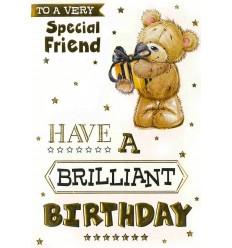 FRIEND Birthday 4