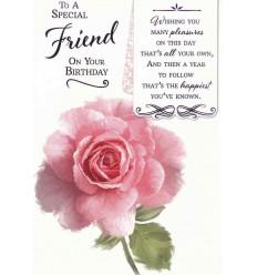 FRIEND Birthday Card 5