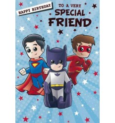 FRIEND Birthday 6