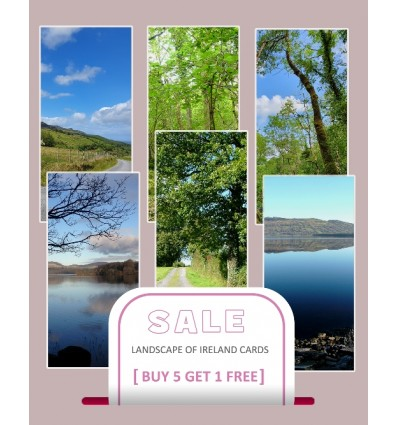 SPECIAL OFFER on Landscape of Ireland greeting cards