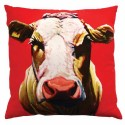 Cow Cushion - Pull The Udder One