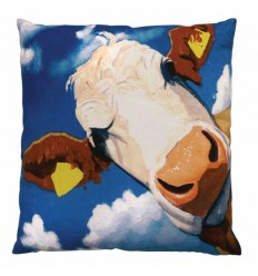 Cow Cushion The Boss!