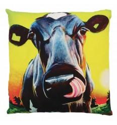 Cow Cushion - Little Miss Sunshine!