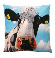 Cow Cushion - Tinahealy Girl!