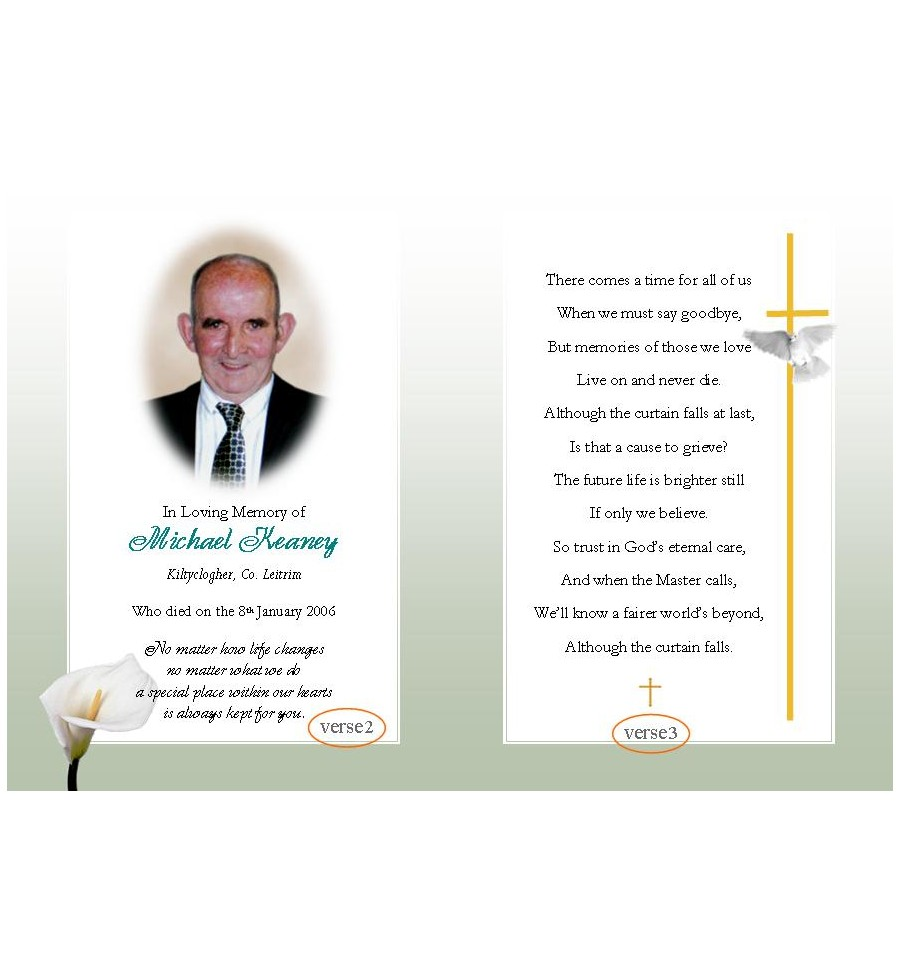 memorial card funf pandroid co
