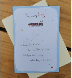 I Am So Very Sorry Greeting Card Caz Cards Manorhamilton Leitrim