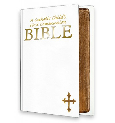 First Holy Communion Padded Bible