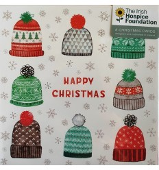 Irish Hospice Foundation - Christmas Hats Cards