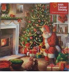 Irish Cancer Society - Santa Christmas Cards