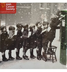 Irish Cancer Society - Children posting letters