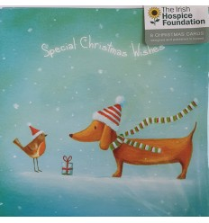 Irish Hospice Foundation - Best Friends in the snow