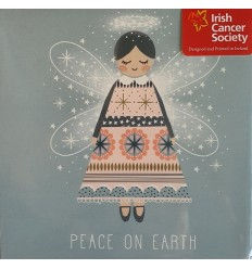 Irish Cancer Society - Angel Christmas Cards