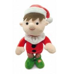 Musical Christmas Elf