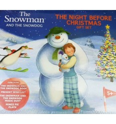 The Snowman and the Snowdog Gift Set