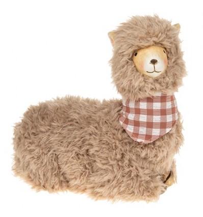 Large Fluffy Llama