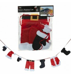 Santa's Washing Line 2.4m long