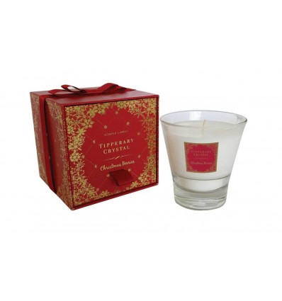 Christmas Berries Large Candle Tumbler