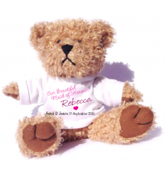 Maid of Honour Teddy Bear