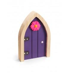 The Irish Fairy Purple Door