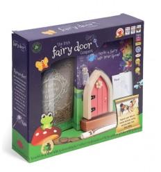 The Irish Fairy Pink Door